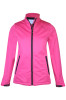 ISLA SOFT SHELL JACKET PINK