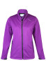 ISLA SOFT SHELL JACKET PURPLE