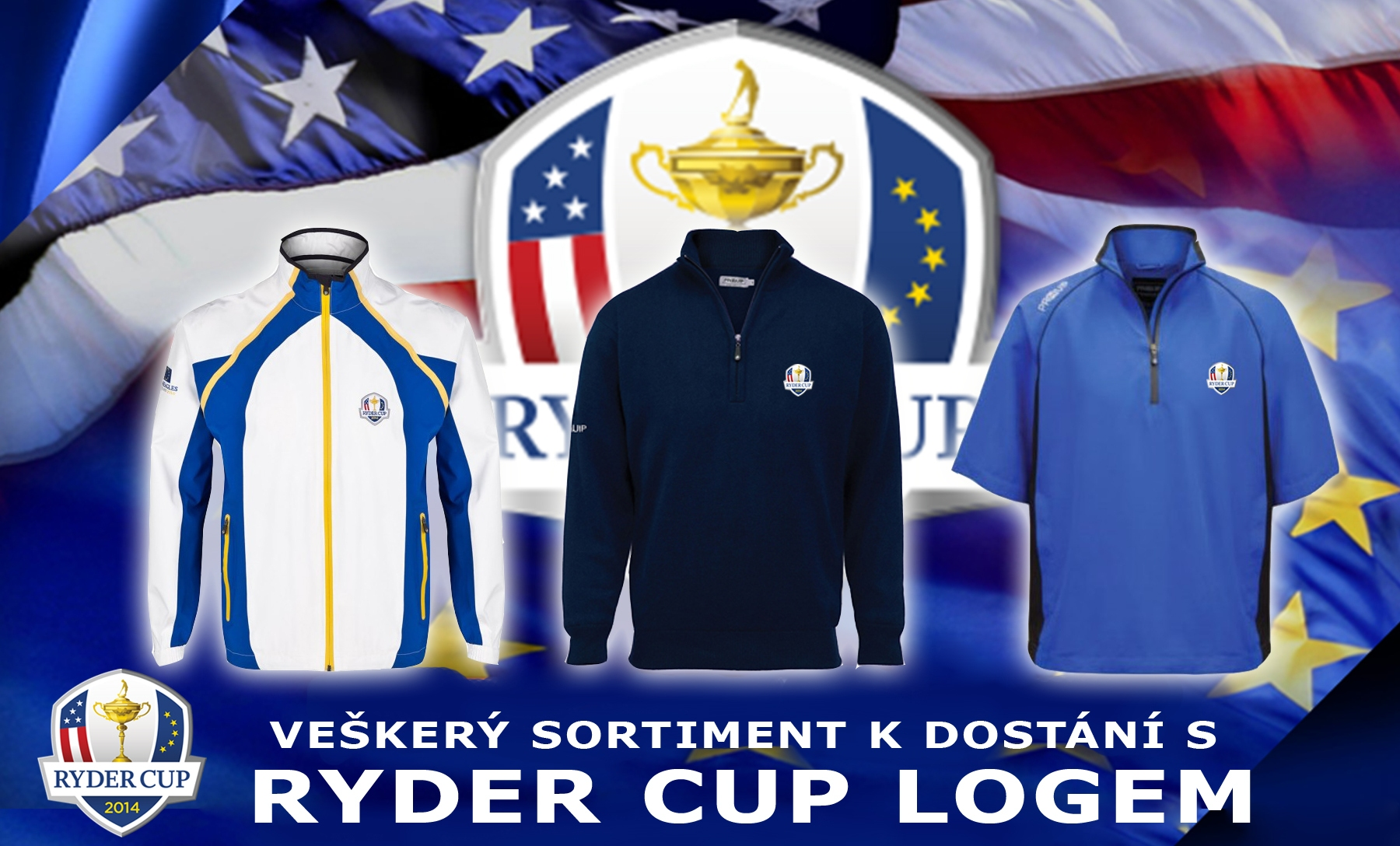 ryder cup vysivky new